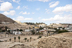 Jericho -  oldest city in the world Royalty Free Stock Photo