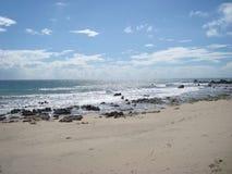 Пляж Jericoacoara стоковая фотография