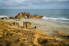 Jericoacoara Beach, Brazil Royalty Free Stock Photography