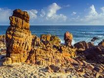 Jericoacoara Beach Royalty Free Stock Photos