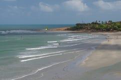 Jericoacoara plaża Obraz Royalty Free