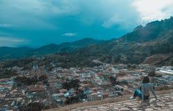 Jericoantioquia Colombia stock foto's