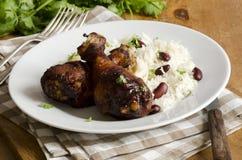 Free Jerk Chicken Stock Photography - 31558112
