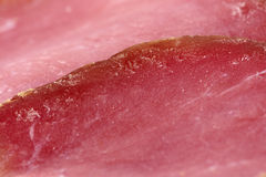 Jerked Meat Close-Up Royalty Free Stock Images