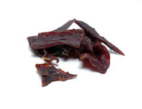 Jerky royalty free stock photography