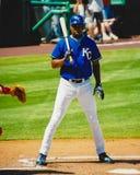 Jermaine Dye KC Royals Royalty Free Stock Photo