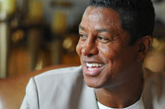 Jermaine Jackson Photographie stock