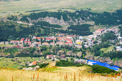 Jermuk city Royalty Free Stock Photos