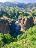 Jermuk vattenfall Royaltyfri Bild