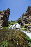 Jermuk Waterfall Royalty Free Stock Photo