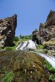 Jermuk Waterfall Royalty Free Stock Photo