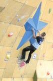 Jernej Kruder - Slovenian Climber Royalty Free Stock Image