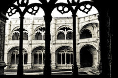Jerónimos Monastery Royalty Free Stock Photo
