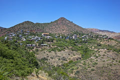 Jerome, Arizona Royalty Free Stock Images