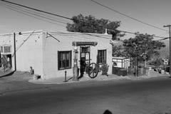 Jerome Arizona, Black and White Royalty Free Stock Photos