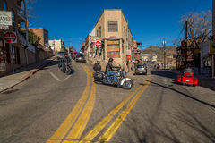 Free Jerome Arizona Historic Ghost Town. Stock Images - 66540024