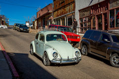 Jerome Arizona historic ghost town. Stock Photos