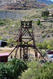 Jerome Arizona stanu Historyczny park zdjęcie royalty free