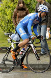 Jerome Baugnies de Team Wanty-Groupe Gobert Images stock