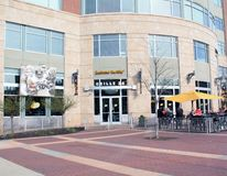 Jerome Bettis Grille 36 Stock Photography