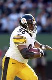 Jerome Bettis Pittsburgh Steelers image stock