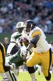 Jerome Bettis Pittsburgh Steelers photographie stock