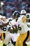 Jerome Bettis Pittsburgh Steelers images libres de droits