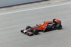 Jerome DAmbrosio (team Marussia) Stock Photography