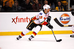 Jerome Iginla Calgary Flames Royalty Free Stock Images