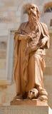 jerome saint Arkivbild