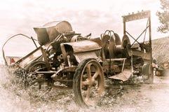 JEROME, U.S.A. - 26 AGOSTO: Vecchia automobile di Jerome Arizona, 2013 Immagine Stock Libera da Diritti
