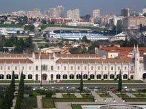 Jeronimos, Lisboa, Portugal imagen de archivo