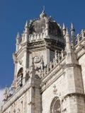 jeronimos Lisbon monaster Obraz Stock