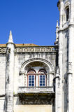 Jeronimos Monastary Stock Photography