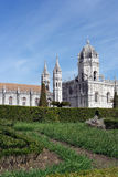 Jeronimos monaster, Lisbon, Portugalia obraz royalty free