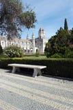 Jeronimos monaster, Lisbon, Portugalia obraz stock