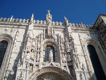 Jeronimos Monastery Stock Photos