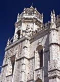 Jeronimos Monastery Stock Image