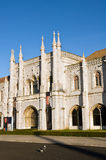 Jeronimos Monastery Royalty Free Stock Photos