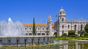 Jeronimos Monastery Abbey Belem Lisbon