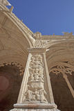 Jeronimos Monastery Royalty Free Stock Photo