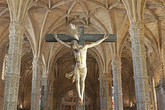 Jeronimos Monastery Stock Photography