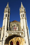 The Jeronimos Monastery Royalty Free Stock Photography