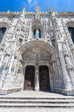 The Jeronimos Monastery Royalty Free Stock Images