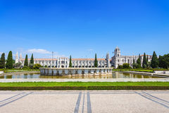 The Jeronimos Monastery Stock Image
