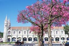 Jeronimos monastery, Lisbon Stock Photo