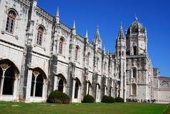 Jeronimos Monastery, Lisbon Portugal Stock Image
