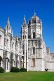 Jeronimos Monastery, Lisbon Portugal Royalty Free Stock Image