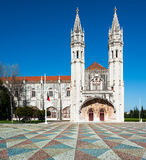 Jeronimos Monastery in Lisbon Royalty Free Stock Photos