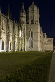 The Jeronimos Monastery Stock Photography